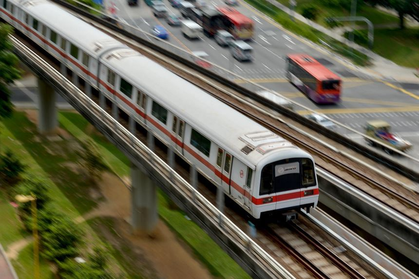 Transport Minister Khaw Boon Wan said The Japanese-Chinese consortium which supplied the 26 trains with hairline cracks won subsequent tenders fairly.
