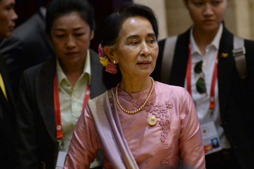 Myanmar's state counsellor Aung San Suu Kyi will pay a five day visit to China from Aug 17, 2016.