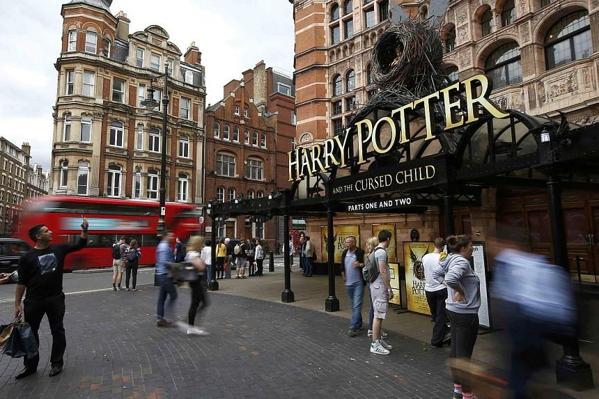 Producers of Harry Potter And The Cursed Child at London's Palace Theatre are refusing entry to holders of resold tickets.