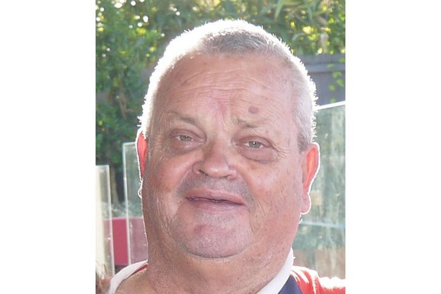 Mr Graham Francis, 71, was travelling with his wife Judy to a family holiday in Phuket.