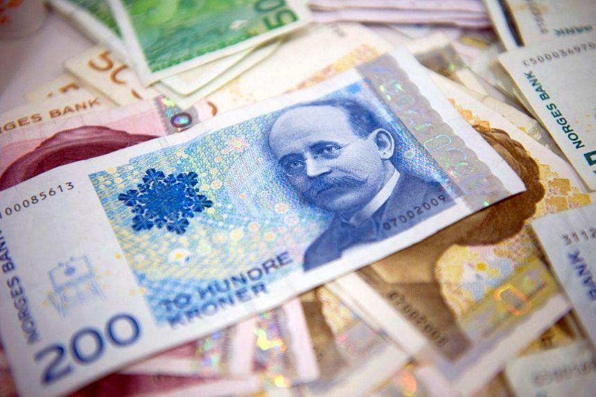The Government Pension Fund Global gained 94 billion kroner (S$15.4 billion) in the second quarter.