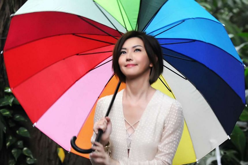 Local Mandopop superstar Stefanie Sun's new song, Rainbow Bot, is out on Wednesday (Aug 17) exclusively on Apple Music and it will remain available only on that platform for four months.