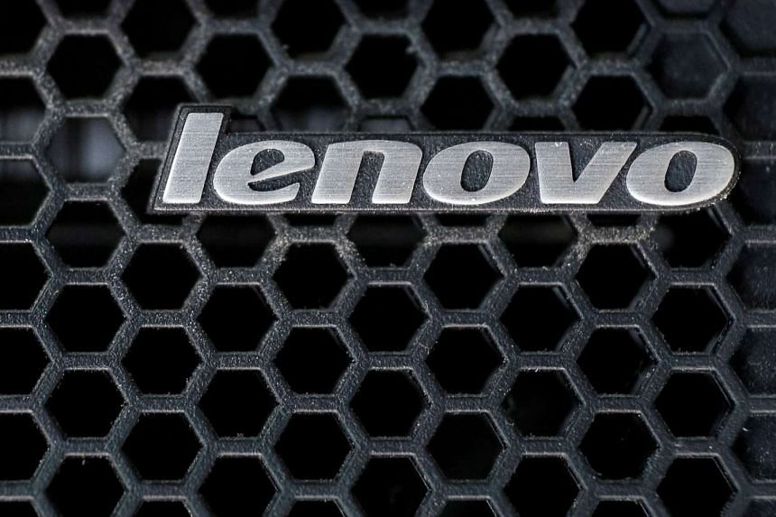 China's Lenovo Group's first-quarter net profit rose 64 per cent, beating estimates as solid PC sales offset tepid smartphone demand.