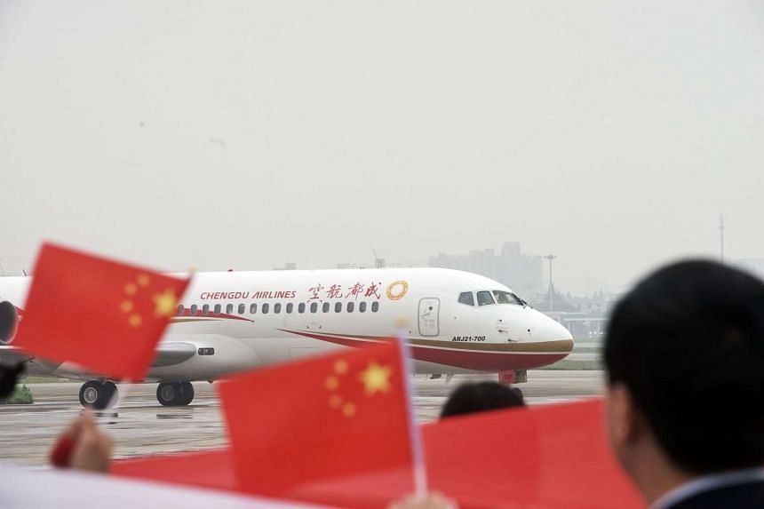 Chinese airlines need to hire almost 100 pilots a week for the next 20 years to meet skyrocketing travel demand.