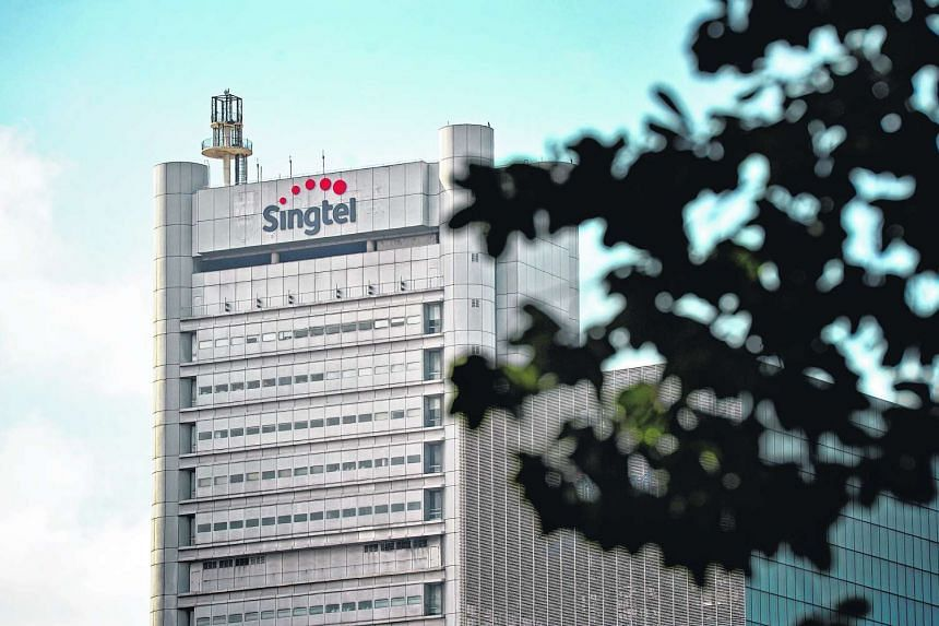 Singtel is planning to invest in Thailand's Intouch Holdings Plc and raise its stake in India's Bharti Telecom Ltd.
