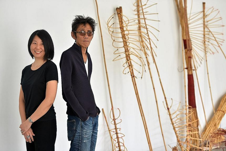 Artist Zai Kuning and curator-art historian June Yap will present a show at the Singapore Pavilion for the 57th Venice Biennale.