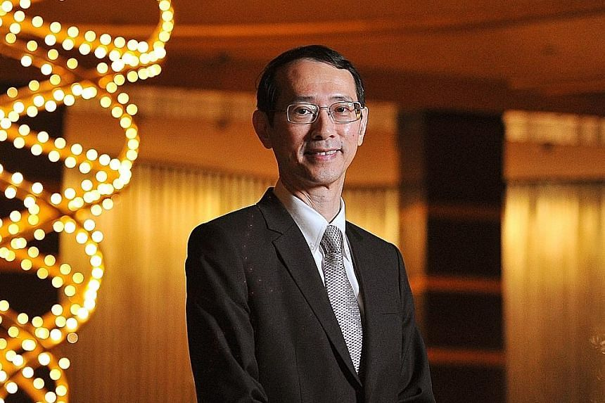 Prof Chan's work as a clinician spurred his desire to help fight Aids and HIV infection in Singapore. In 1988, he started the charity Action for Aids, which offers anonymous testing services, among other programmes.