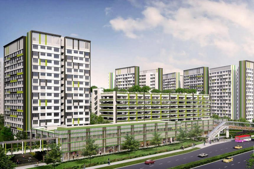 Property consultants are expecting keen interest for some 4,841 build-to-order (BTO) flats the Housing & Development Board launched for sale on Wednesday, especially for the flats at Tampines GreenVerge and Tampines GreenView.