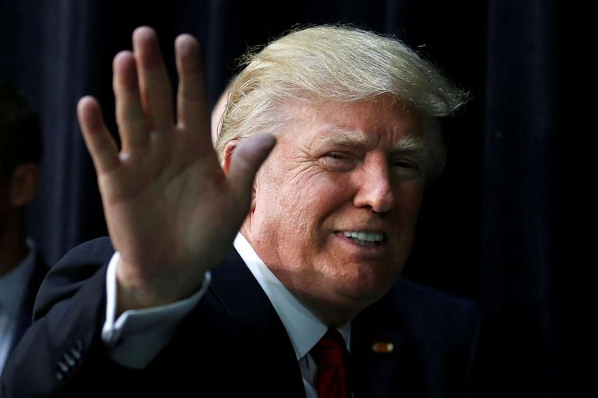 Republican presidential nominee Donald Trump's campaign said Friday (Aug 19) it will spend $4.8 million (S$6.7 million) on television ads during the next 10 days.