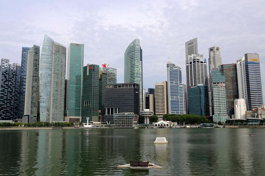 Singapore's domestic wholesale trade continued to contract in the second quarter of this year.