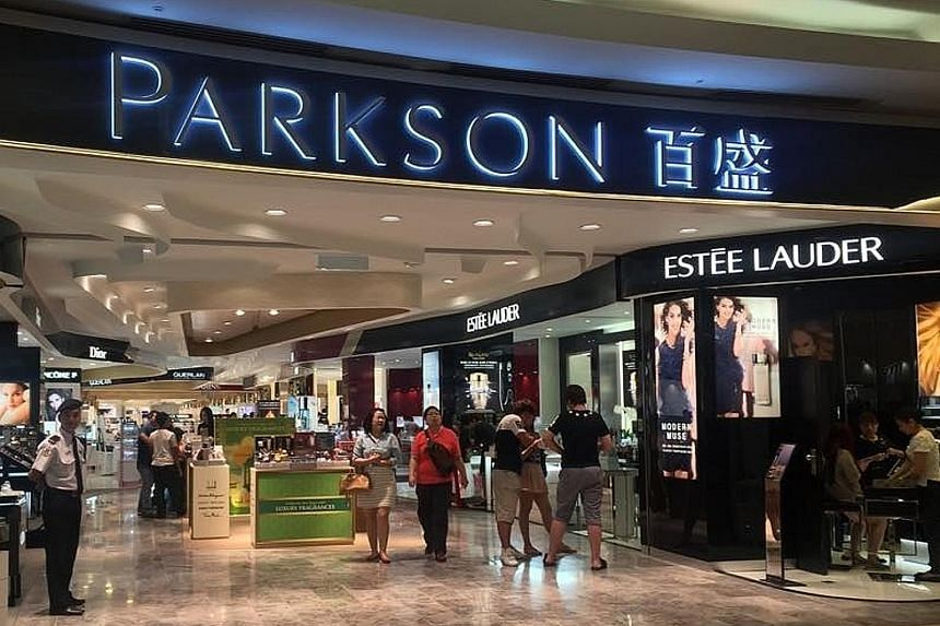 Parkson expects the first quarter of the next financial year to remain challenging.