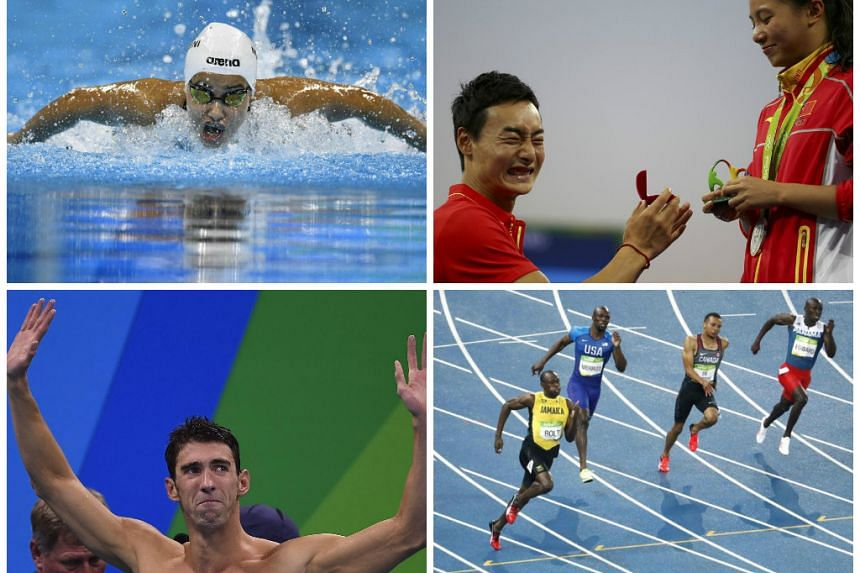 Athletes at the Rio Games gave some pretty memorable quotes.