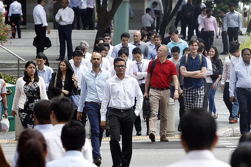 In the poll of 2,000 Singapore residents and citizens, two-thirds felt the Maintenance of Religious Harmony Act safeguards minority rights. Most also viewed the Government's CMI0 model of classifying people by race positively.