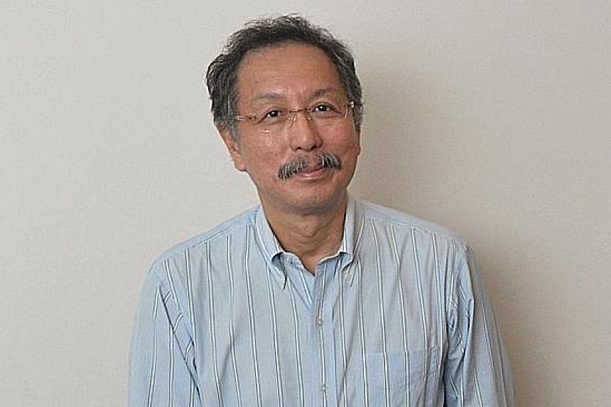 National University of Singapore Sociologist Tan Ern Ser