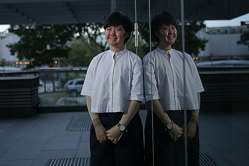 Megan Loy, 19, who suffered severe burns in a water-park incident in Taiwan in June last year, has turned adversity into triumph. She has become one of 300 freshmen admitted into the National University of Singapore's Yong Loo Lin School of Medicine