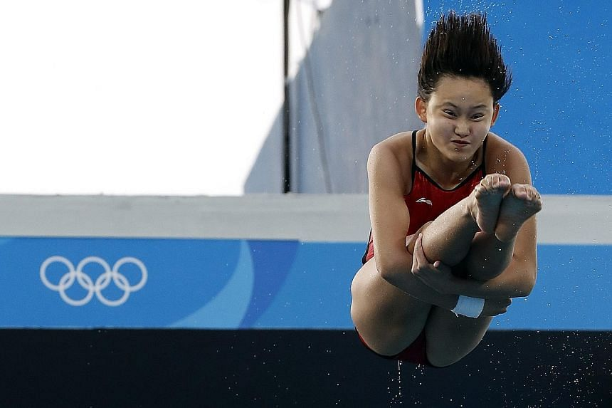 China's Ren Qian, 15, became the youngest medallist of the Rio Games with her 10m platform gold on Thursday. Ren, with 439.25 points, finished 19.85 points ahead of team-mate Si Yajie who had dominated the qualifiers and the semi-finals, to give the