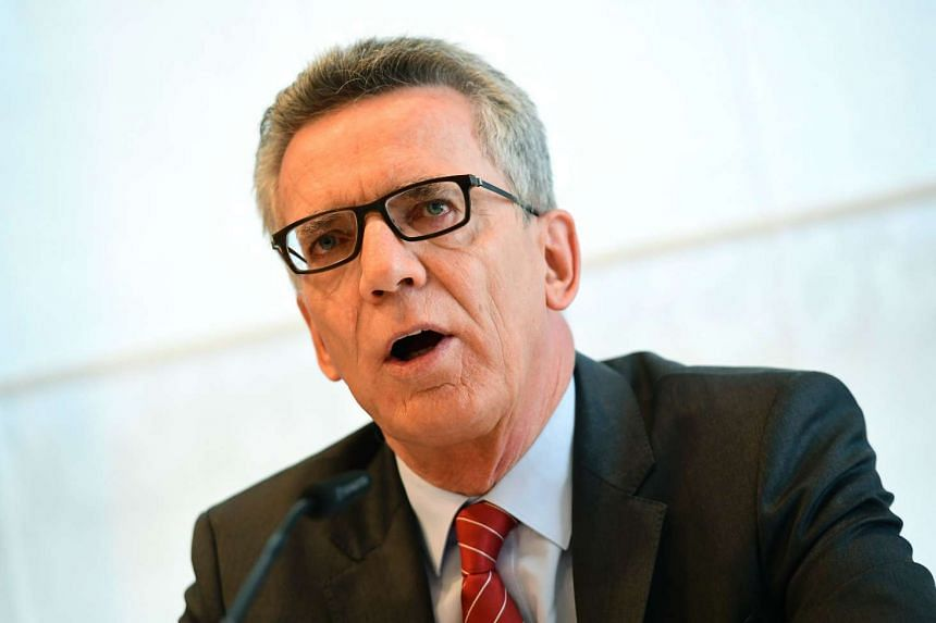German Interior Minister Thomas de Maiziere wants to introduce facial recognition software at train stations and airports to help identify terror suspects.