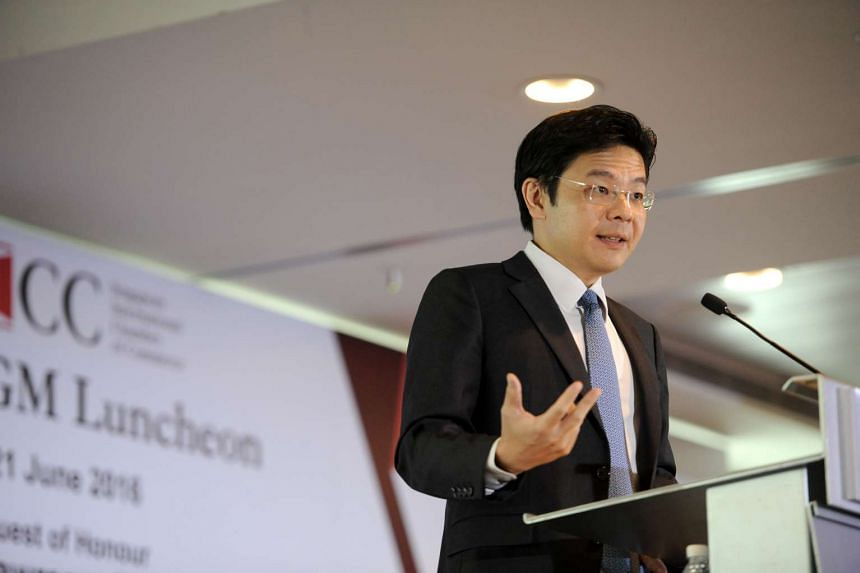 National Development Minister Lawrence Wong will be appointed Second Minister of Finance to help run the ministry, said PM Lee Hsien Loong in his National Day Rally speech on Aug 21, 2016.