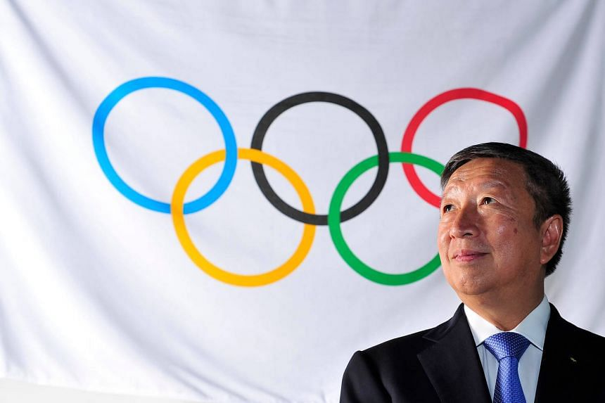 Ng Ser Miang, vice-president of Singapore National Olympic Council (SNOC).