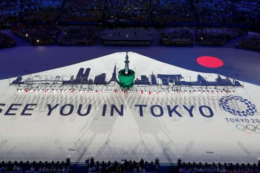 The next Olympic Games in 2020 will be held in Tokyo.