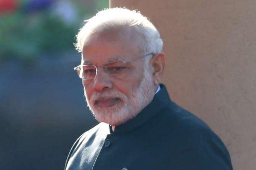 Indian Prime Minister Narendra Modi came under pressure on Aug 22, 2016 over weeks of deadly violence in Kashmir.