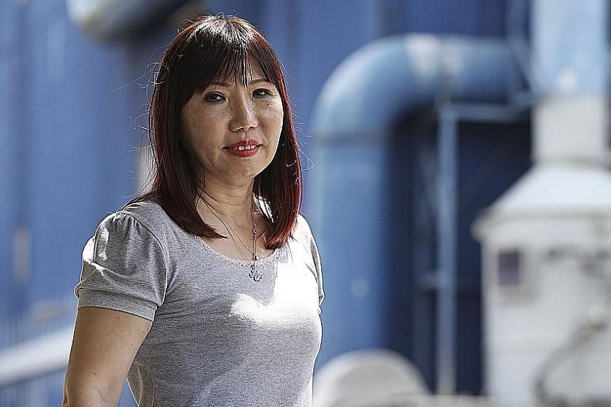Ms Ong, an environment, safety and health senior specialist at AU Optronics Singapore, says women can be better at persuading men to follow rules.