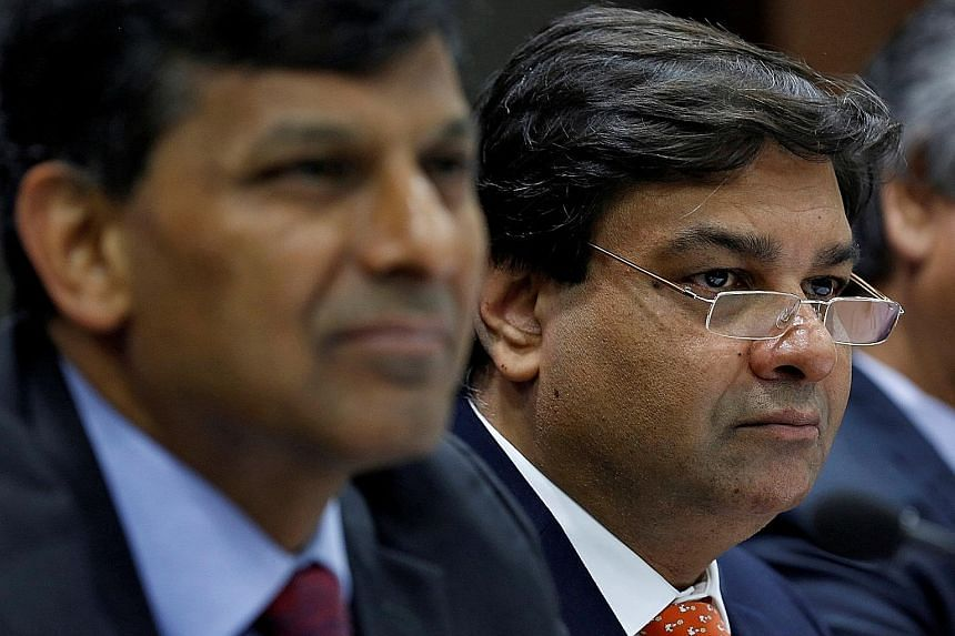 Experts believe Dr Patel (right) will continue to be bullish on fighting inflation and that his appointment will assure foreign investors spooked by Dr Rajan's exit. His challenges include cleaning up bad bank assets and setting up a monetary policy
