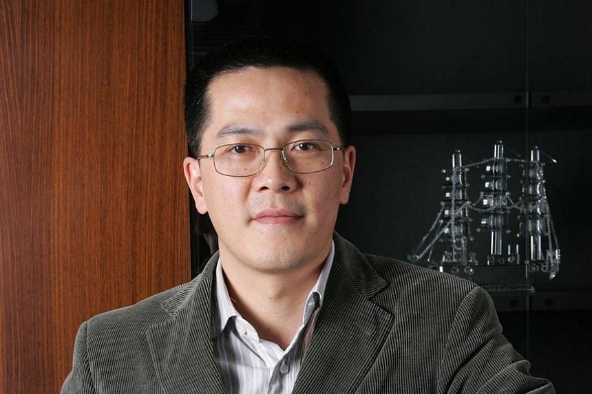 Mr Qian Jianrong.