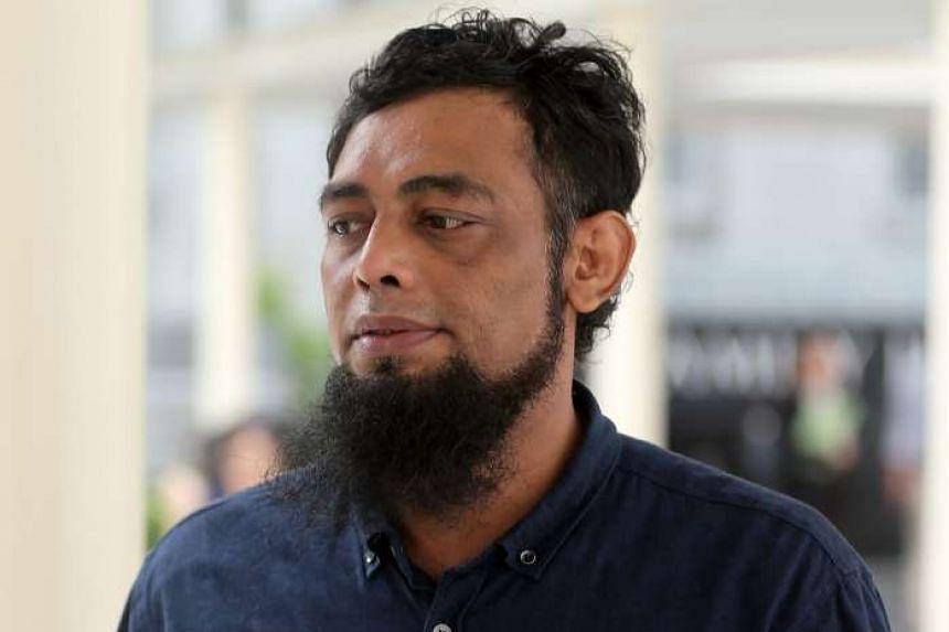 Mohamed Dawood R.M. Abdul Sukkur was jailed for nine months and fined $8,000, as well as barred from driving for three years.