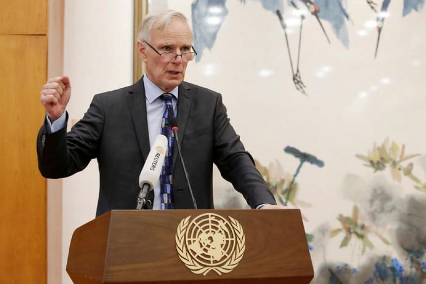 Dr Philip Alston, the United Nations special rapporteur on extreme poverty and human rights, has accused China of often ignoring the harm done to individuals as it pursues greater economic development.