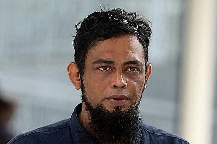 Dawood, who has 10 children, was jailed for nine months and fined $8,000 for a spate of crimes. He will also be barred from driving for three years after his release from prison.