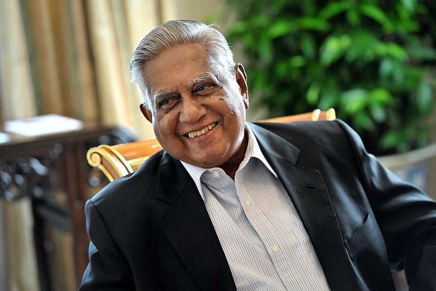Tributes have poured in for Mr Nathan, who died peacefully at the Singapore General Hospital at 9.48pm yesterday. He had suffered a stroke on July 31, and had been in intensive care since then. He will lie in state on Thursday at Parliament House, wh
