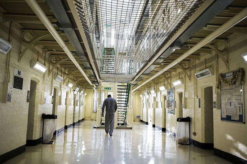 A prison in Dorset. Prison governors and guards in Britain will be given wide-ranging powers to tackle extremism. There will also be a crackdown on the circulation of extremist literature.