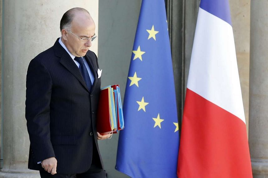 French Interior Minister Bernard Cazeneuve said French police had arrested as many people for terror links in the first half of 2016 as for the whole of last year.