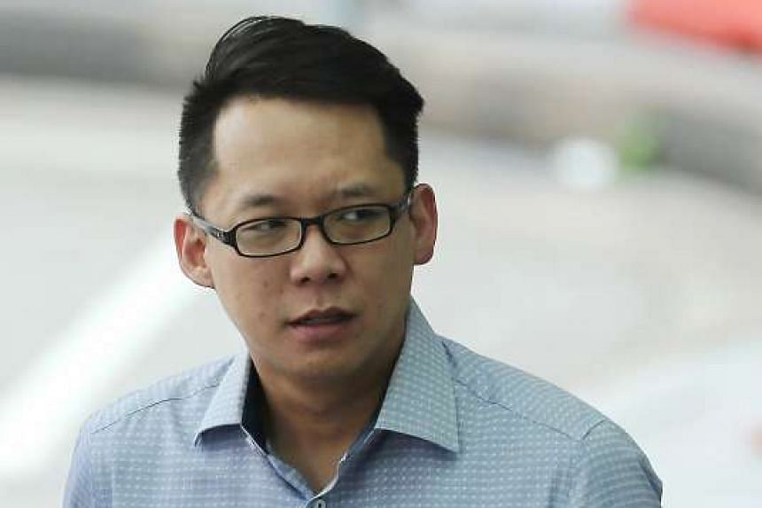 Cheng Liqin made 19 successful transactions using a misappropriated credit card and was sentenced to 10 months' jail.