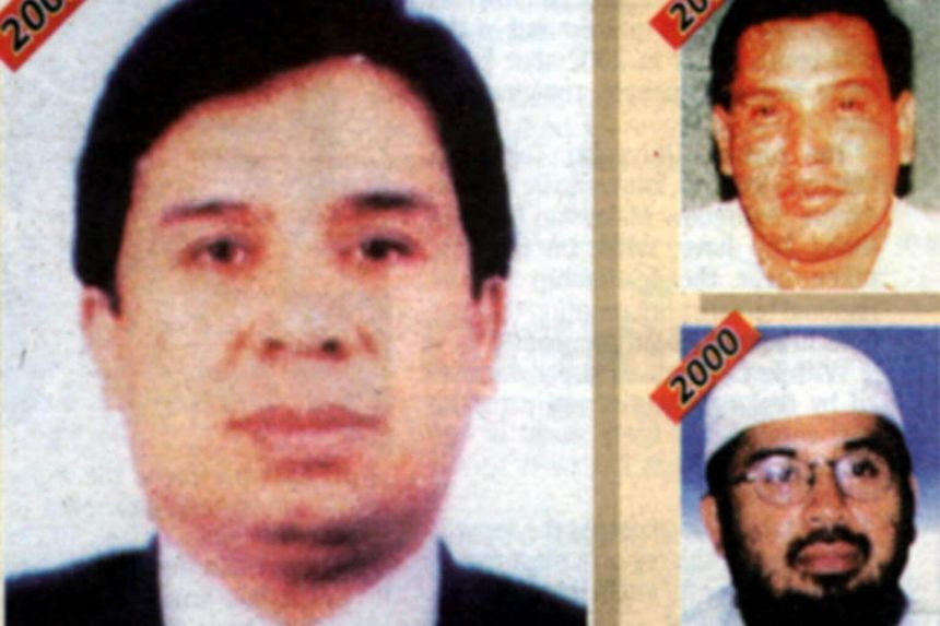 The many faces of South-east Asian terror mastermind Riduan Isamuddin, also known as Hambali.