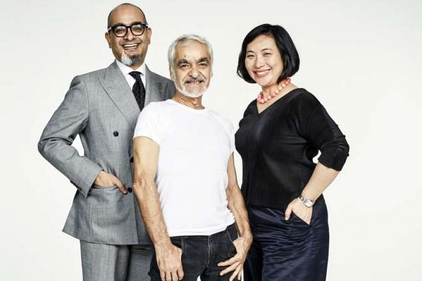 (From left) Scripted by Huzir Sulaiman, The Last Bull: A Life In Flamenco charts the life of flamenco dancer Antonio Vargas and is directed by Claire Wong.