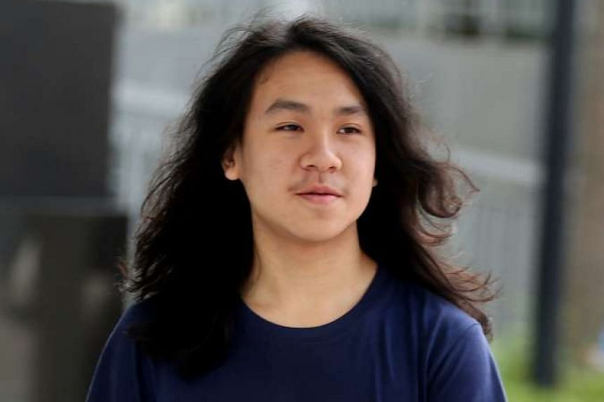 Amos Yee pleaded guilty to two of his eight charges on Aug 23, 2016.