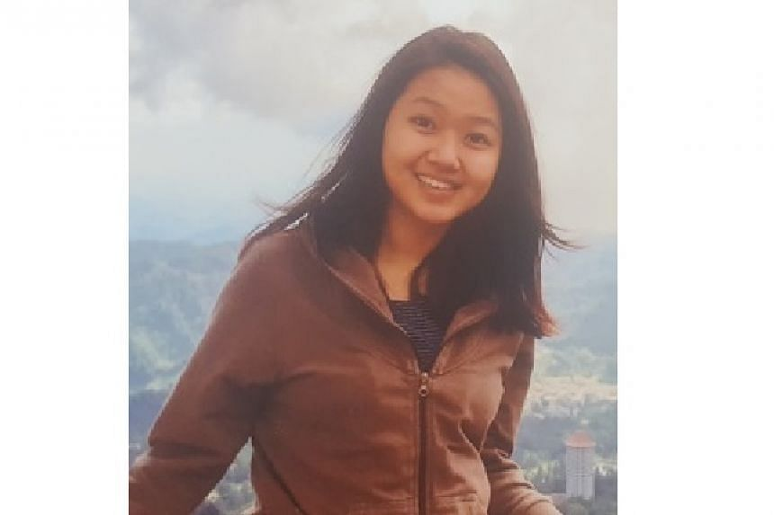 The parents of Ms Ong Hwee Ting, who has been missing since July 12, are appealing for information on her whereabouts.