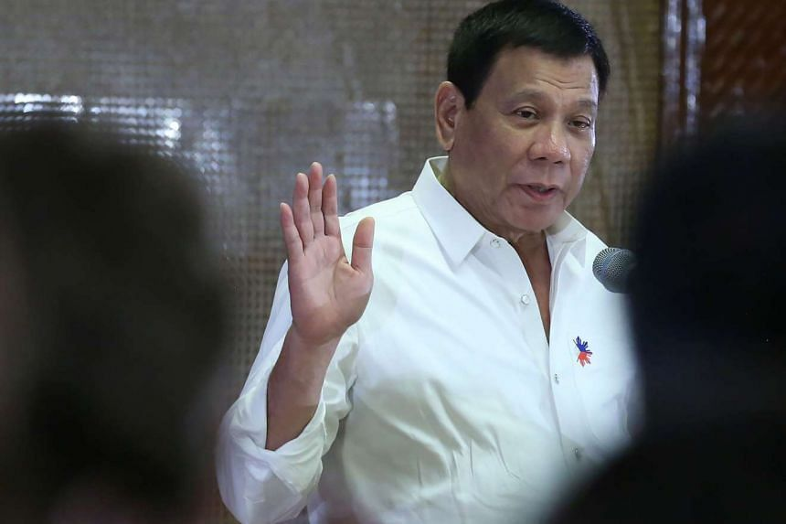 "Philippine President Rodrigo Duterte has dismissed his threat to pull the Philippines out of the United Nations as a ""joke""."