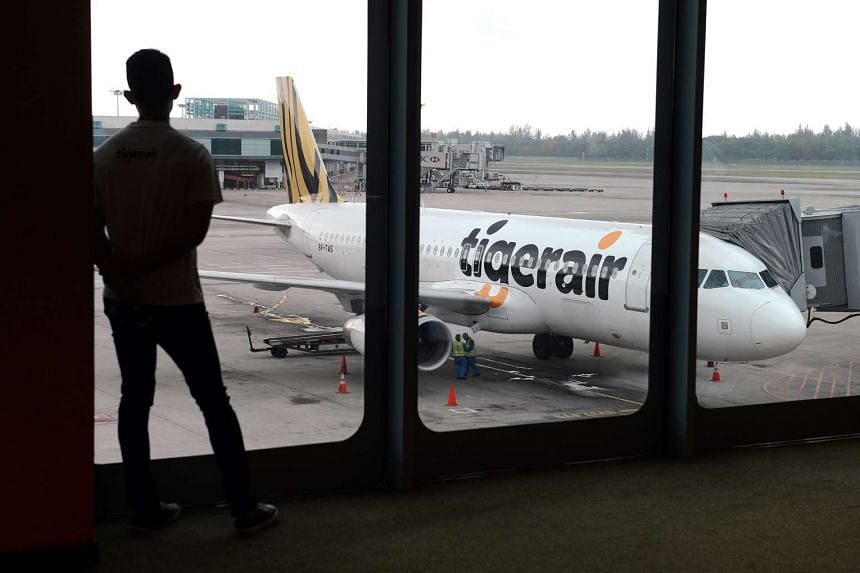 Chong Nyok Kiew, a hairstylist, was jailed for five days after assaulting a flight stewardess on board a Tiger Airways plane in February.