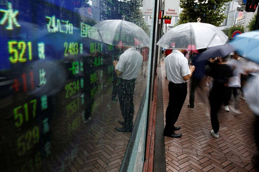 Asian stocks consolidated a recent run of gains on August 24.