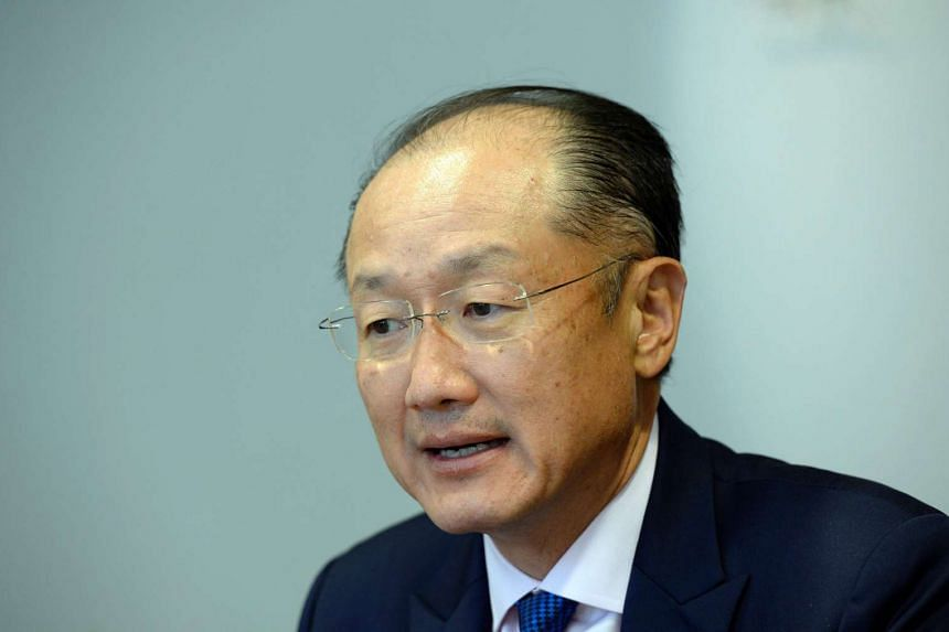 The United States will support World Bank chief Jim Yong Kim for a second term.