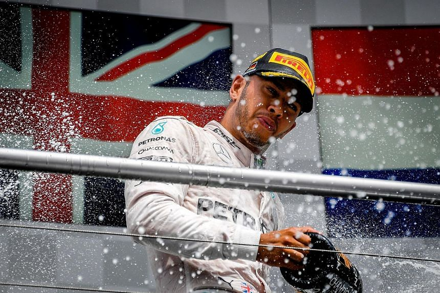 Formula One driver Lewis Hamilton may have to face grid penalties in the upcoming races.