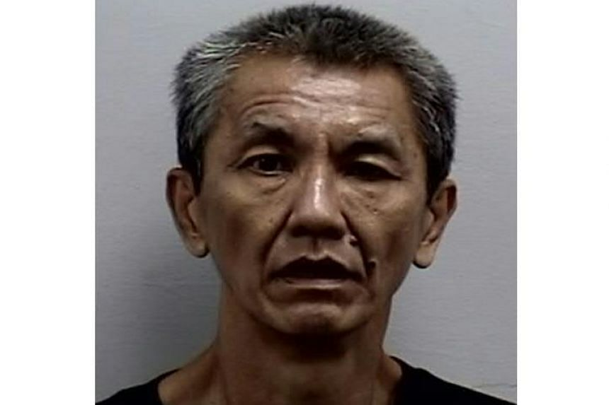 Tan Lian Seng was sentenced to seven years' preventive detention on Thursday (Aug 25) after faking an accident and trying to seek compensation, shortly after being released for the same offence.