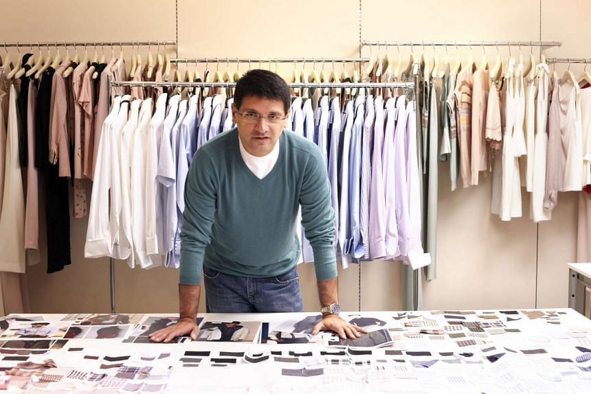 Douglas Benjamin, chief operating officer of fashion retailer FJ Benjamin.