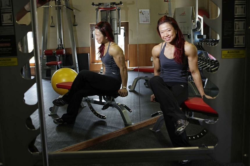 National bodybuilder Joan Liew won gold at the inaugural Arnold Classic Asia Multi-Sport Festival in Hong Kong last Saturday (Aug 20).
