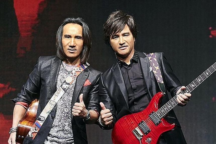 Yen Chih-lin and You Chiu-hsing