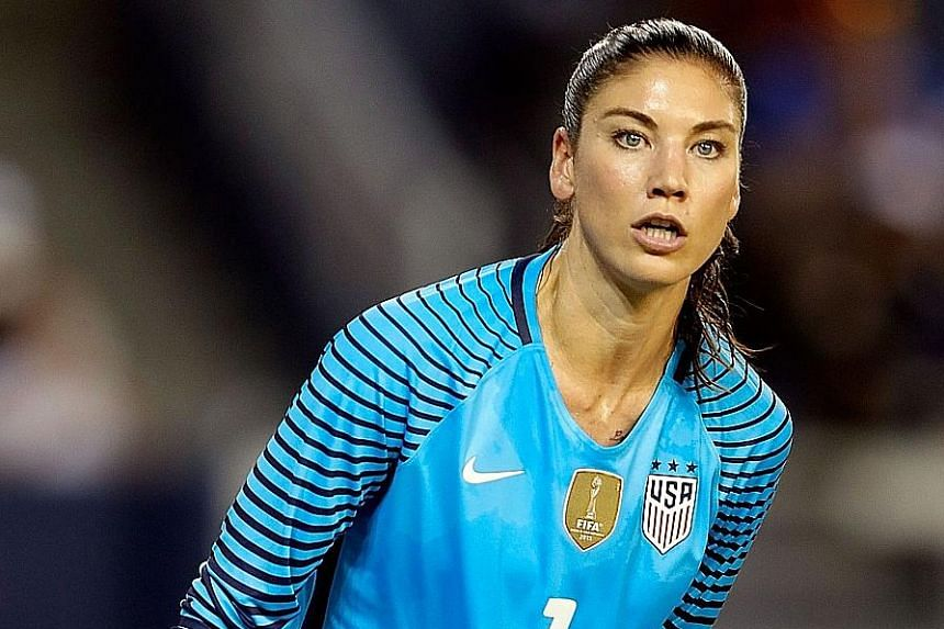 US goalkeeper Hope Solo has been hit with a six-month ban by the national governing body. The veteran has been capped 202 times by her country and was a member of the team that won the 2015 World Cup.
