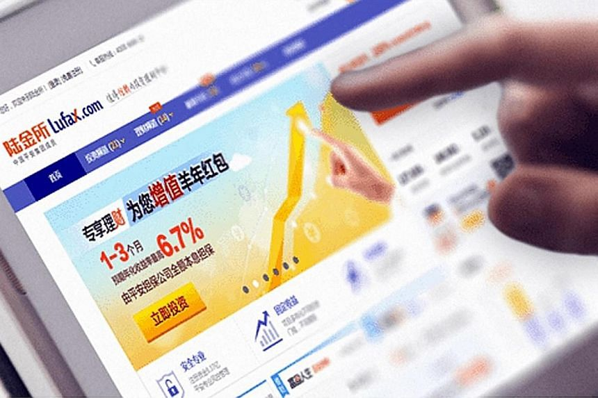 Online peer-to-peer lender Lufax's initial public offering in Hong Kong could take place before the end of next year.